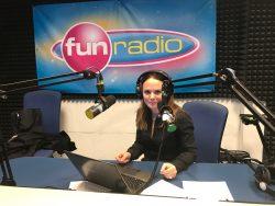 Podnikateľka Slovenska vo Fun rádiu