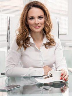 Lucia Veselská - riaditeľka súťaže